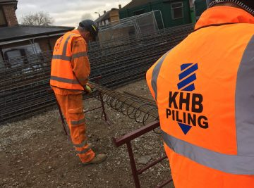 khb piling company london