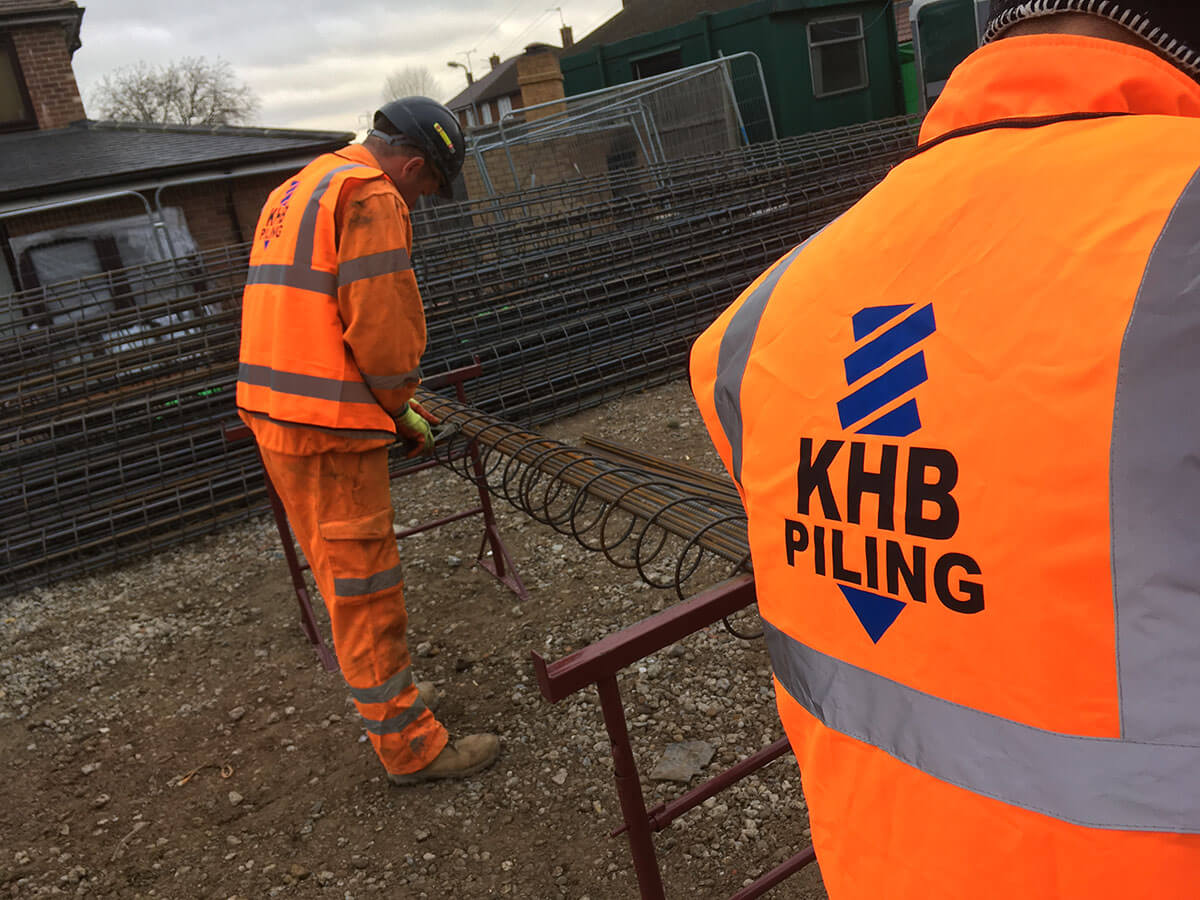 khb piling company london
